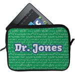 Equations Tablet Case / Sleeve (Personalized)