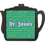 Equations Teapot Trivet (Personalized)