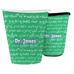 Equations Waste Basket (Personalized)