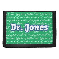 Equations Trifold Wallet (Personalized)