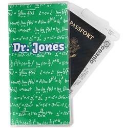Equations Travel Document Holder