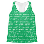 Equations Womens Racerback Tank Top (Personalized)