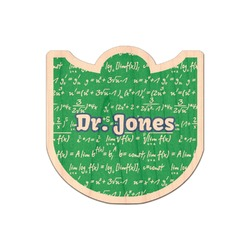 Equations Genuine Wood Sticker (Personalized)