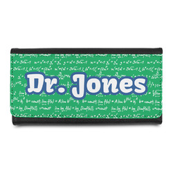 Equations Leatherette Ladies Wallet (Personalized)