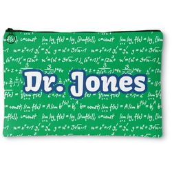 Equations Zipper Pouch (Personalized)