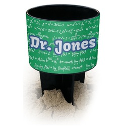 Equations Black Beach Spiker Drink Holder (Personalized)