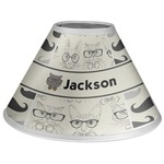 Hipster Cats & Mustache Coolie Lamp Shade (Personalized)