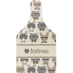 Hipster Cats Cheese Board (Personalized)