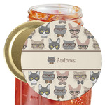 Hipster Cats Jar Opener (Personalized)