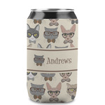 Hipster Cats Can Sleeve (12 oz) (Personalized)
