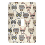 Hipster Cats Light Switch Covers (Personalized)