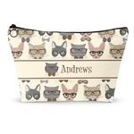 Hipster Cats Makeup Bags (Personalized)