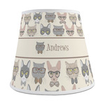 Hipster Cats Empire Lamp Shade (Personalized)