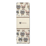 Hipster Cats Runner Rug - 3.66'x8' (Personalized)