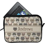 Hipster Cats Tablet Case / Sleeve (Personalized)