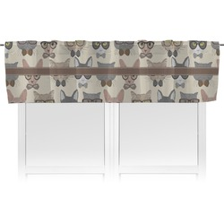 Hipster Cats Valance (Personalized)