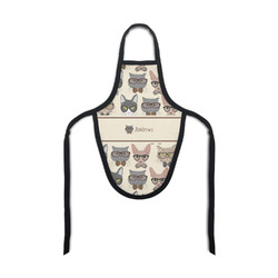 Hipster Cats Bottle Apron (Personalized)