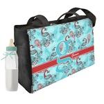 Peacock Diaper Bag (Personalized)