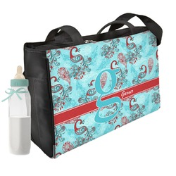 Peacock Diaper Bag (Personalized)