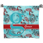 Peacock Bath Towel (Personalized)