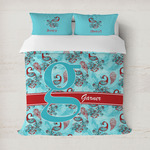 Peacock Duvet Covers (Personalized)