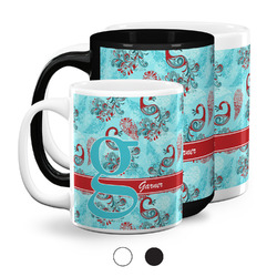 Peacock Coffee Mugs (Personalized)
