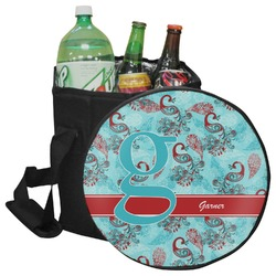 Peacock Collapsible Cooler & Seat (Personalized)