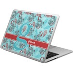 Peacock Laptop Skin - Custom Sized (Personalized)
