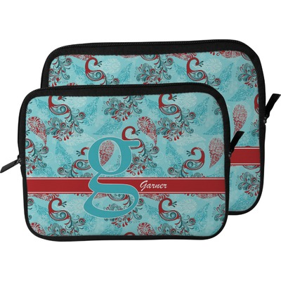 Peacock Laptop Sleeve / Case (Personalized)