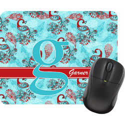 Peacock Mouse Pad (Personalized)