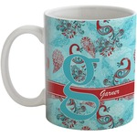 Peacock Coffee Mug (Personalized)