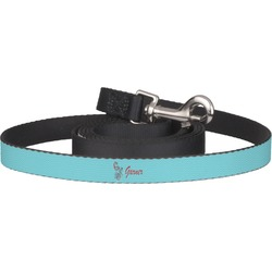 Peacock Pet / Dog Leash (Personalized)