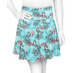 Peacock Skater Skirt (Personalized)