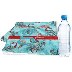 Peacock Sports & Fitness Towel (Personalized)