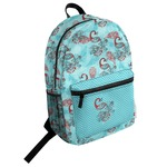 Peacock Student Backpack (Personalized)