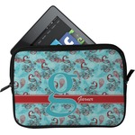Peacock Tablet Case / Sleeve (Personalized)
