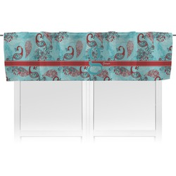 Peacock Valance (Personalized)