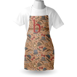Vintage Hipster Apron (Personalized)