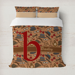 Vintage Hipster Duvet Covers (Personalized)