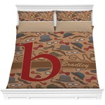 Vintage Hipster Comforters (Personalized)