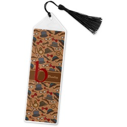 Vintage Hipster Book Mark w/Tassel (Personalized)
