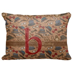 Vintage Hipster Decorative Baby Pillowcase - 16