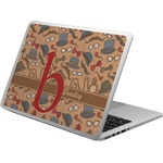 Vintage Hipster Laptop Skin - Custom Sized (Personalized)
