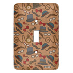 Vintage Hipster Light Switch Covers (Personalized)
