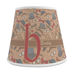 Vintage Hipster Empire Lamp Shade (Personalized)