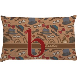 Vintage Hipster Pillow Case (Personalized)