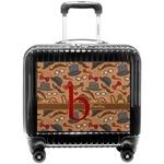 Vintage Hipster Pilot / Flight Suitcase (Personalized)