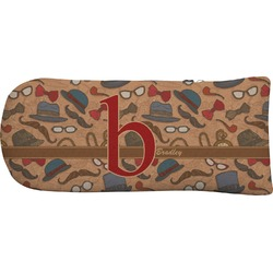 Vintage Hipster Putter Cover (Personalized)