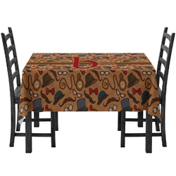 Vintage Hipster Tablecloth (Personalized)