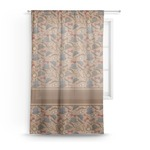Vintage Hipster Sheer Curtains (Personalized)